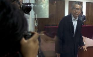 Dejan al voto demanda de Fujimori en caso de los diarios chicha