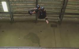 Tony Hawk hizo salto de 900 grados con 48 años [VIDEO]