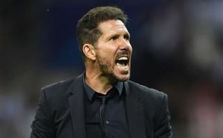 Presidente del Atlético le dijo no a la AFA por Diego Simeone