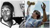 Un día como hoy Diego Maradona y Pelé ganaron su primer Mundial