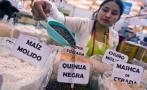 Día Nacional de los Granos Andinos:Producción llega a 40 países