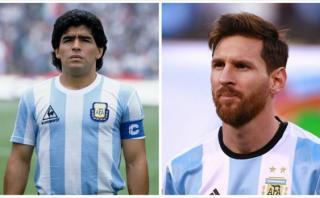 Debate caliente: ¿Leo Messi o Diego Maradona, quién fue mejor?