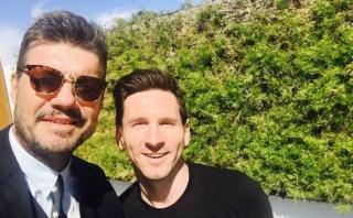 """Marcelo Tinelli tras diálogo con Messi: """"Tenemos chances"""""""