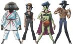 Gorillaz reemplaza sus videos en YouTube por versiones en HD