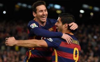"""Suárez sobre Messi: """"Seguro recapacitará y cambiará de opinión"""""""