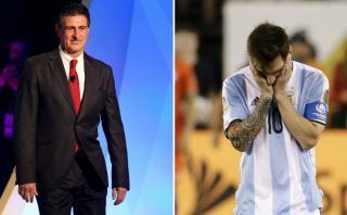 """Kempes: """"Messi volverá a la selección, es solo una calentura"""""""