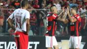 Paolo Guerrero: Flamengo ganó 1-0 a Inter de Porto Alegre