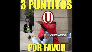 Memes se burlan de la derrota de Universitario ante Melgar