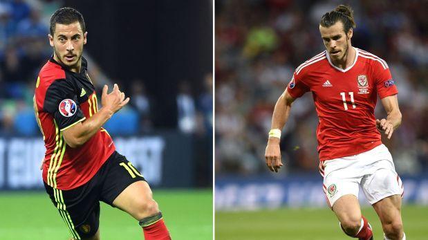 Gales vs. Bélgica: por cuartos de final de la Eurocopa 2016