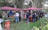 Ecoferia con productos elaborados por alumnos de San Marcos