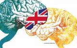 Mujer estadounidense sale de cirugía hablando inglés británico