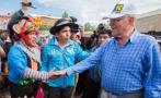 ONPE multó a partido de PPK por mitin en el que ofreció cerveza