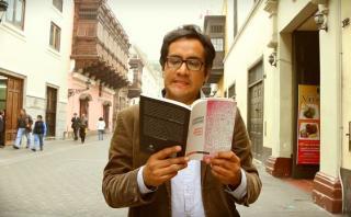 """Miguel Sánchez lee un relato de su libro """"Ciudades vencidas"""""""