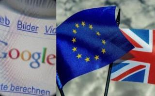 ¿Qué buscaron los británicos en Google el día del Brexit?
