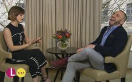 YouTube: Emma Watson pasó vergüenza en TV por singular ringtone