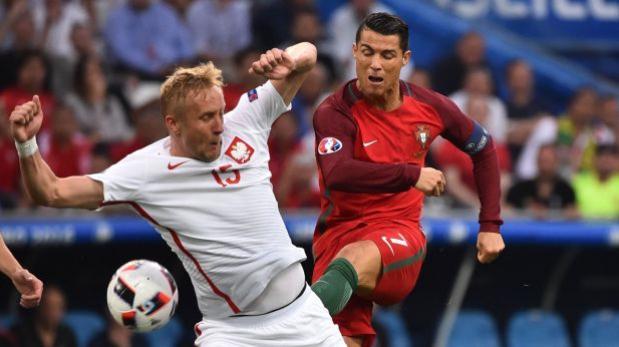 de la mano de CR7 el mejor, portugal avanza a semifinal