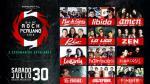 Festival Día de Rock Peruano: conoce detalles del evento - Noticias de la movida de los sabados