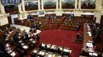 Congresistas electos explican 3 proyectos de ley que impulsarán - Noticias de pensiones en colegios de lima