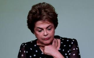 Brasil: Juicio político a Dilma terminará tras Juegos Olímpicos