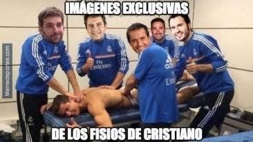 Cristiano Ronaldo: memes se burlan de clasificación a cuartos