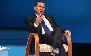 Humala insta a profundizar relaciones en Alianza del Pacífico