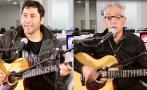 Integrantes de Virus y Los Prisioneros cantaron en El Comercio