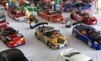 Autos a escala para coleccionistas este domingo en Surco