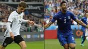 Alemania vs. Italia: partidazo por cuartos de final de Eurocopa