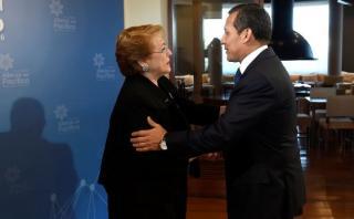 "Humala: El Perú debe ingresar a la OCDE ""a mediano plazo"""