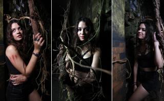 Fiorella Pennano: seducción desde el más allá [FOTOS]