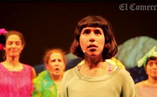 """""""Aura"""": mira un extracto de la obra infantil [VIDEO]"""