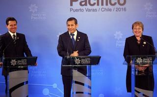 "Ollanta Humala: ""De alguna manera, Lima está de moda"""