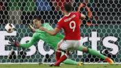 Gales: Robson-Kanu se deshizo de dos rivales y anotó golazo