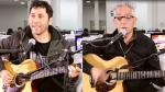Integrantes de Virus y Los Prisioneros cantaron en El Comercio - Noticias de persiana americana