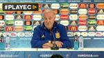 Vicente del Bosque anunció que dejará la selección española - Noticias de vicente checa