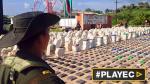 Colombia: Incautaron 495 kg de cocaína con destino a Bélgica - Noticias de clorhidrato de cocaína