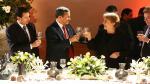 Ollanta Humala y PPK participaron en cena ofrecida por Bachelet - Noticias de juan varas