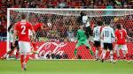 Gales vs. Bélgica: Williams marcó el empate (1-1) de cabeza - Noticias de ashley williams