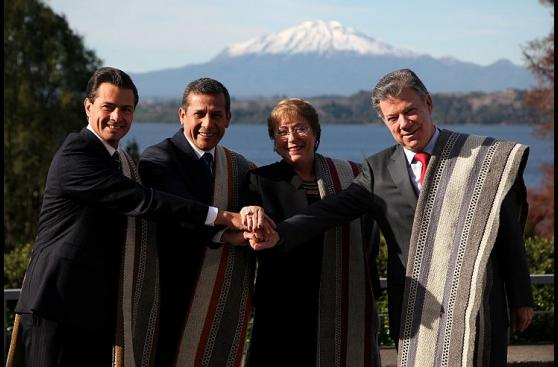 Alianza del Pacífico: mandatarios agradecen labor de Humala
