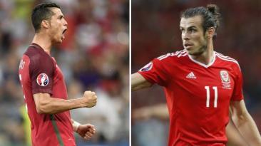 Portugal vs. Gales: día, hora y canal de primera semifinal