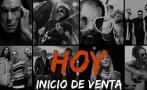 Ciudad Rock: inició venta de entradas para ver a Iggy Pop