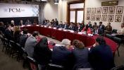 Se instaló Comisión de Transferencia de Gobierno de la PCM