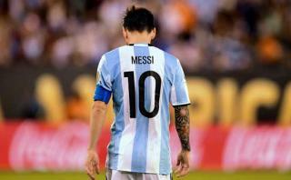 No llores por mí: El Ad10s de Messi a la selección Argentina