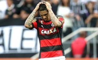 Paolo Guerrero: prensa de Brasil analiza momento del delantero