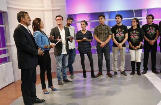 Ollanta Humala participó en lanzamiento de canal cultural Ipe