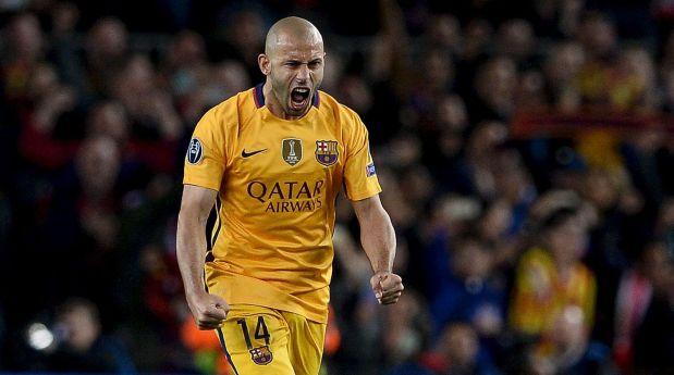 Mascherano sobre el Barcelona: