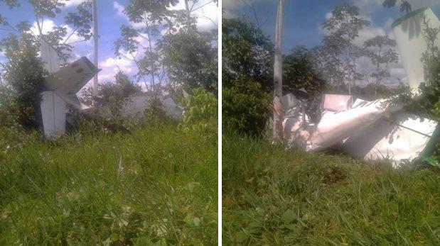 El accidente ocurrió a la altura del kilómetro 37 de la Carretera Federico Basadre, en el distrito de Campoverde, en Pucallpa (Ucayali). (Fotos: Agencia de Noticias Pucallpa)