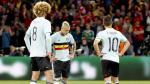 Eurocopa: rostros de decepción de los cracks de Bélgica [FOTOS] - Noticias de ashley williams