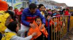 Municipio de Lima llevó abrigo y atención médica a Ticlio Chico - Noticias de participación vecinal