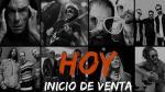 Ciudad Rock: inició venta de entradas para ver a Iggy Pop - Noticias de conciertos en lima